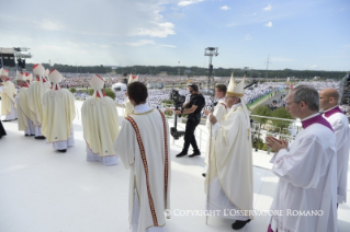 Homily of his Holiness Pope Francis: Holy Mass for World Youth Day
