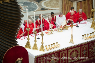 Homily of his Holiness Pope Francis: Holy Mass on the solemnity of Pentecost