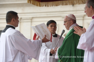 Homily of his Holiness Pope Francis: Jubilee  of deacons