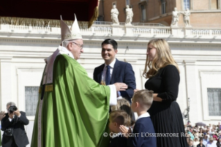 Homily of his Holiness Pope Francis: Jubilee for catechists