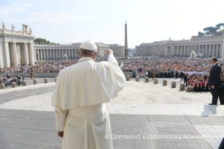 Pope Francis Jubilee Audience: Mercy and Redemption