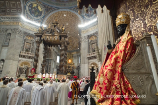 Homily of his Holiness Pope Francis: Jubilee for the Roman Curia