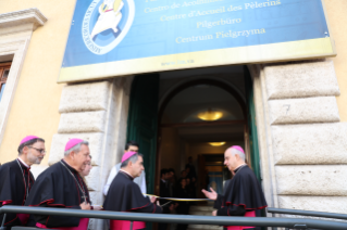 Opening of the Pilgrimage Welcome Center
