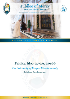 Celebration of the Jubilee for Deacons in Rome