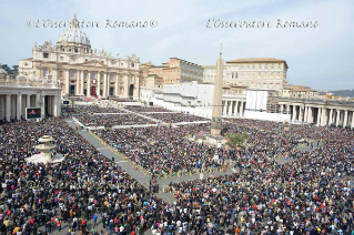 Pope Francis General Audience: The Christmas of the Jubilee of Mercy