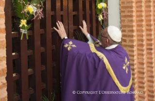 Opening of the Holy Door in Bangui